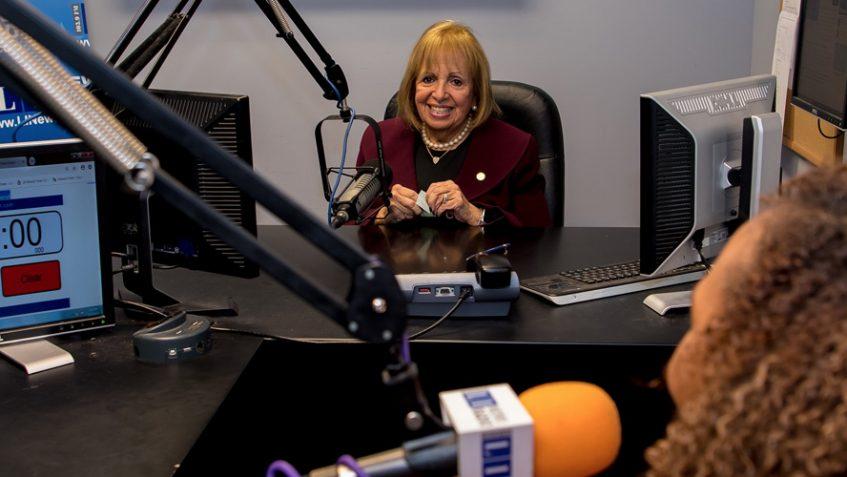 Supervisor Spotlight Interview of Dr. Monique Darrisaw-Akil