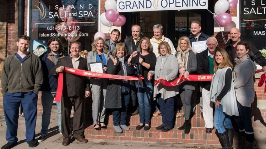 Islip Town Welcomes Two New Businesses to Sayville