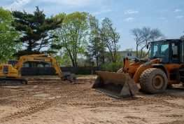 Playground Replacement, Enhancement Project Gets Underway