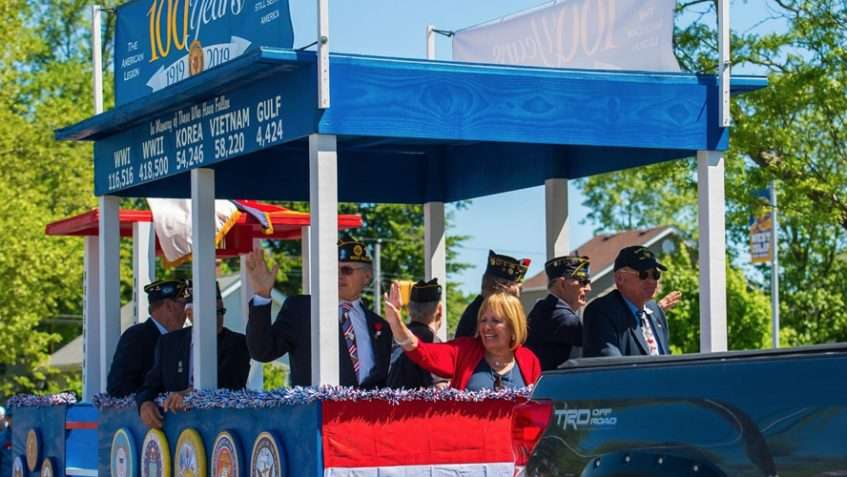 Supervisor, Community Turn Out to Remember Veterans