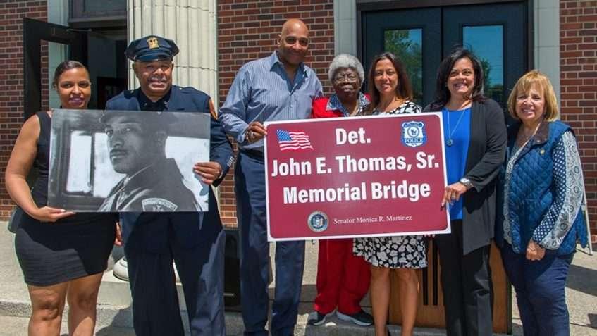 Bay Shore Detective's Legacy Honored with Bridge Renaming